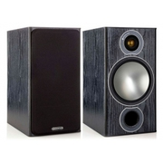 Monitor Audio Bronze 2 Stereo Speaker Pair Black or White Hifi Audio W