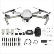 DJI Mavic Pro Platinum Foldable RC Quadcopter - RTF -77
